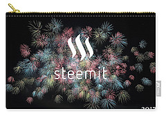Steemit 2017 Carry-all Pouch