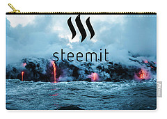 Steemit Heats Up Carry-all Pouch