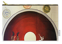Steeple Chasetunnel Of Love Carry-all Pouch