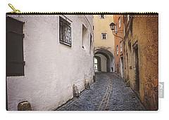 Steingasse Salzburg Carry-all Pouch by Carol Japp