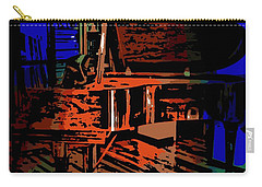 Steinway Piano Carry-all Pouch by George Pedro