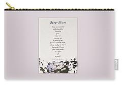 Step Mom Carry-all Pouch by Felipe Adan Lerma