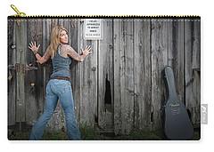 Stephanie Guitar Barnwood Carry-all Pouch