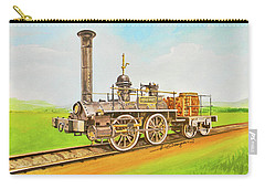 Steam Engine Mississippi Carry-all Pouch