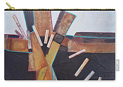 Stepping Up Carry-all Pouch by Nancy Jolley