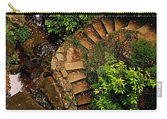 Steps Leading Up The Stairway To Heaven Carry-all Pouch