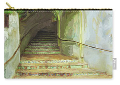 Steps To La Villita Carry-all Pouch