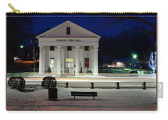 Sterling Town Hall Carry-all Pouch