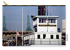 Sternwheeler, Portland Or  Carry-all Pouch