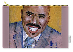 Steve Harvey Carry-all Pouch by P J Lewis