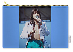 Steve Perry Of Journey At Day On The Green Ca - July 1980 Carry-all Pouch