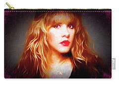 Stevie Nicks Drawing Carry-all Pouch