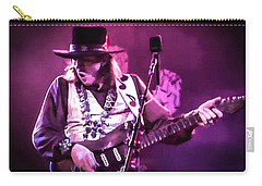 Stevie Ray Vaughan - Change It Carry-all Pouch
