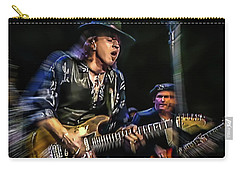 Stevie Ray Vaughan - Couldn't Stand The Weather Carry-all Pouch