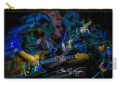 Stevie Ray Vaughan - Double Trouble Carry-all Pouch