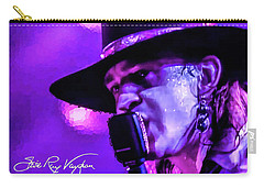 Stevie Ray Vaughan- Voodoo Chile Carry-all Pouch