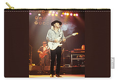 Stevie Ray Vaughn Carry-all Pouch