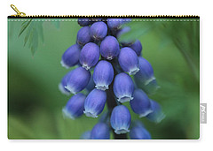 Still Blooming  Carry-all Pouch by Connie Handscomb