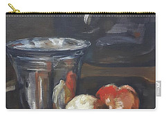 Still In Oil After Paul Chardin Carry-all Pouch