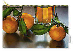 Still Life 12 Carry-all Pouch by Vladimir Kholostykh