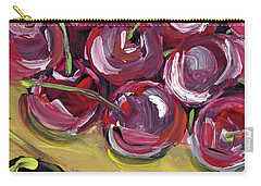 Still Life 135. Cherries Carry-all Pouch