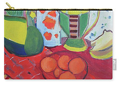 Still Life After Matisse Carry-all Pouch