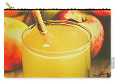 Still Life Apple Cider Beverage Carry-all Pouch