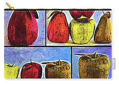 Still Life Collage Carry-all Pouch by Kirt Tisdale