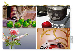 Still Life Gallery Carry-all Pouch by Ron Chambers