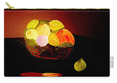 Still Life Late At Night Carry-all Pouch