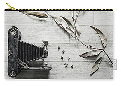 Carry-all Pouch featuring the photograph Still Life Number 1 by Keith Hawley