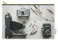 Carry-all Pouch featuring the photograph Still Life Number 2 by Keith Hawley