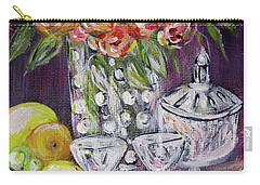 Still Life. Prosperity Carry-all Pouch