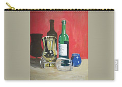 Still Life Shadows Carry-all Pouch