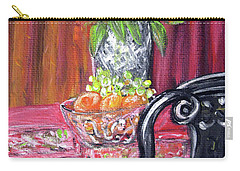 Still Life. Welcome Carry-all Pouch