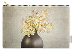 Still Life With Hydrangea Carry-all Pouch