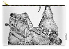 Still Life With Shoe And Spray Bottle Carry-all Pouch