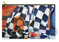 Still Life With Squares Carry-all Pouch