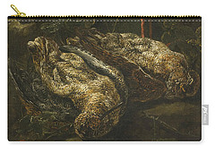 Still Life With Woodcocks Carry-all Pouch