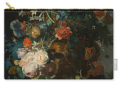 Still Life, Flowers Carry-all Pouch