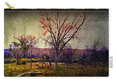 Still Carry-all Pouch by Mark Ross
