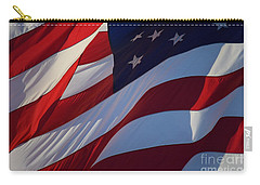 Still Our Flag. Carry-all Pouch