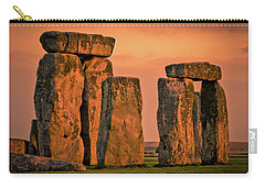 Still Standing Carry-all Pouch