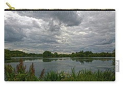 Still Waters Carry-all Pouch by Anne Kotan