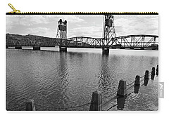 Still Waters In Stillwater Carry-all Pouch