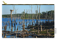 Still Wood - Manasquan Reservoir Carry-all Pouch