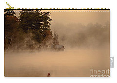 Stillness Of Autumn Carry-all Pouch by Sherman Perry