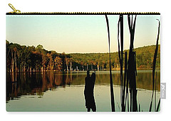 Still Waters Carry-all Pouch by Iconic Images Art Gallery David Pucciarelli