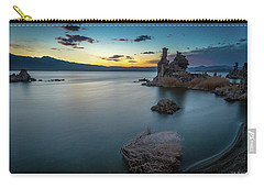 Stillness...mono Lake Carry-all Pouch
