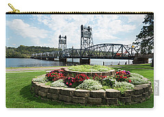 Stillwater And The Mississippi Carry-all Pouch